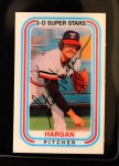 1976 Kellogg's #1  Steve Hargan  Front Thumbnail