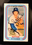 1976 Kellogg's #13  Don Sutton  Front Thumbnail
