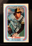 1976 Kellogg's #4  Randy Jones  Front Thumbnail