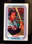 1976 Kellogg's #48  Rod Carew  Front Thumbnail