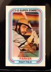 1976 Kellogg's #15  Dave Parker  Front Thumbnail