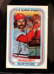 1976 Kellogg's #23  Al Hrabosky  Front Thumbnail