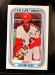 1976 Kellogg's #16  Dave Cash  Front Thumbnail