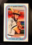 1976 Kellogg's #22  Willie Stargell  Front Thumbnail