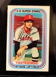 1976 Kellogg's #24  Carl Yastrzemski  Front Thumbnail