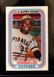 1976 Kellogg's #42  Manny Sanguillen  Front Thumbnail