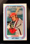 1976 Kellogg's #18  Greg Luzinski  Front Thumbnail