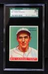 1933 Goudey #87  Frank O'Rourke  Front Thumbnail