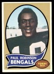 1970 Topps #137  Paul Robinson  Front Thumbnail