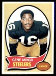 1970 Topps #148  Gene Mingo  Front Thumbnail