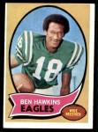 1970 Topps #98  Ben Hawkins  Front Thumbnail