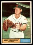 1961 Topps #57  Marv Throneberry  Front Thumbnail