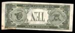 1962 Topps Bucks  Warren Spahn  Back Thumbnail
