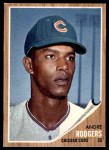 1962 Topps #477  Andre Rodgers  Front Thumbnail