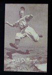 1947 Exhibits  Bob Dillinger  Front Thumbnail