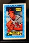 1974 Kellogg's #6  Jim Palmer  Front Thumbnail
