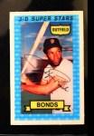 1974 Kellogg's #39  Bobby Bonds  Front Thumbnail