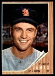 1962 Topps #412  Charlie James  Front Thumbnail