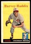 1958 Topps #118  Harvey Haddix  Front Thumbnail