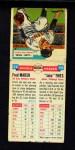 1955 Topps DoubleHeader #39 #40 Freddie Marsh / Vernon Thies  Back Thumbnail