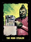 1964 Topps / Bubbles Inc Outer Limits #31   The Mind Stealer Front Thumbnail