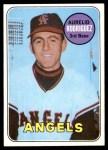 1969 Topps #653  Aurelio Rodriguez  Front Thumbnail