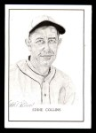 1950 Callahan Hall of Fame #19 A Eddie Collins   Front Thumbnail