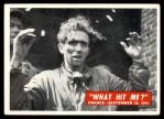1965 Philadelphia War Bulletin #52   What Hit Me Front Thumbnail