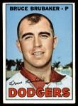 1967 Topps #276  Bruce Brubaker  Front Thumbnail