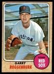 1968 Topps #581  Garry Roggenburk  Front Thumbnail