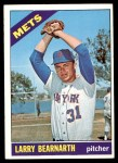 1966 Topps #464  Larry Bearnarth  Front Thumbnail