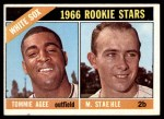 1966 Topps #164   -  Tommie Agee / Marv Staehle White Sox Rookies Front Thumbnail