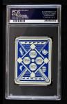 1951 Topps Blue Back #47  Herm Wehmeier  Back Thumbnail