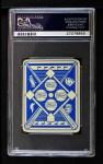 1951 Topps Blue Back #16  Murry Dickson  Back Thumbnail