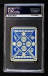 1951 Topps Blue Back #22  Bob Kuzava  Back Thumbnail