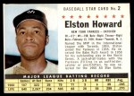 1961 Post #2 BOX Elston Howard   Front Thumbnail