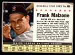 1961 Post #48 BOX Frank Malzone   Front Thumbnail