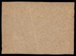 1961 Post #90 BOX Hank Bauer   Back Thumbnail