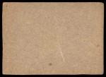 1961 Post #76 BOX Jackie Brandt   Back Thumbnail