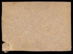 1961 Post #176 BOX Bill White   Back Thumbnail