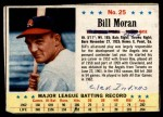 1963 Post #25  Bill Moran  Front Thumbnail