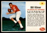 1962 Post #98  Billy Kilmer  Front Thumbnail