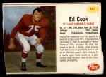 1962 Post #147  Ed Cook  Front Thumbnail