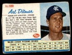 1962 Post #100  Art Ditmar   Front Thumbnail