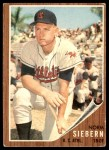 1962 Topps #275  Norm Siebern  Front Thumbnail