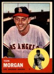 1963 Topps #421  Tom Morgan  Front Thumbnail