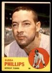 1963 Topps #177  Bubba Phillips  Front Thumbnail