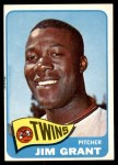 1965 Topps #432  Jim Mudcat Grant  Front Thumbnail