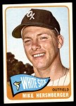 1965 Topps #89  Mike Hershberger  Front Thumbnail