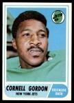 1968 Topps #91  Cornell Gordon  Front Thumbnail